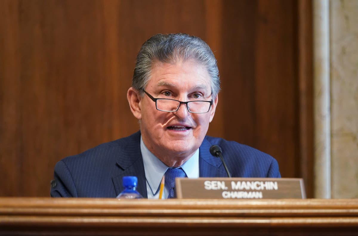 Why is Joe Manchin really causing trouble for Joe Biden? Not for the obvious reasons | Andrew Feinberg