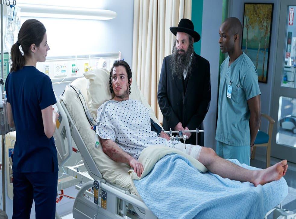 <p>NBC pulls Nurses episode from digital platforms after backlash over Orthodox Jewish storyline</p>