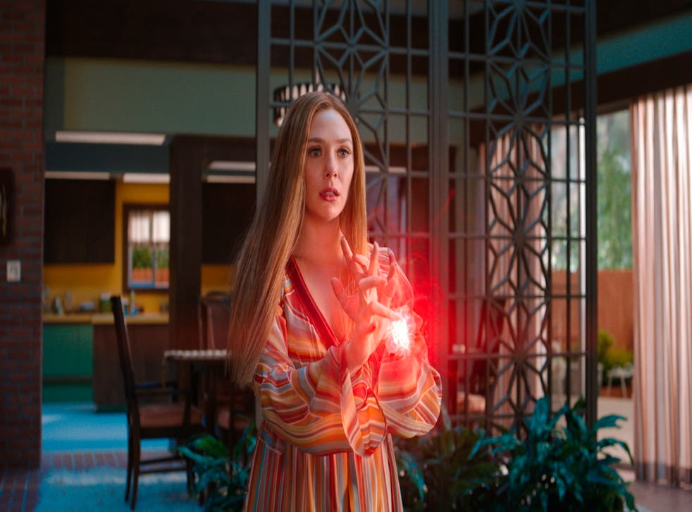 <p>Wanda will appear in Doctor Strange in the Multiverse of Madness next</p>