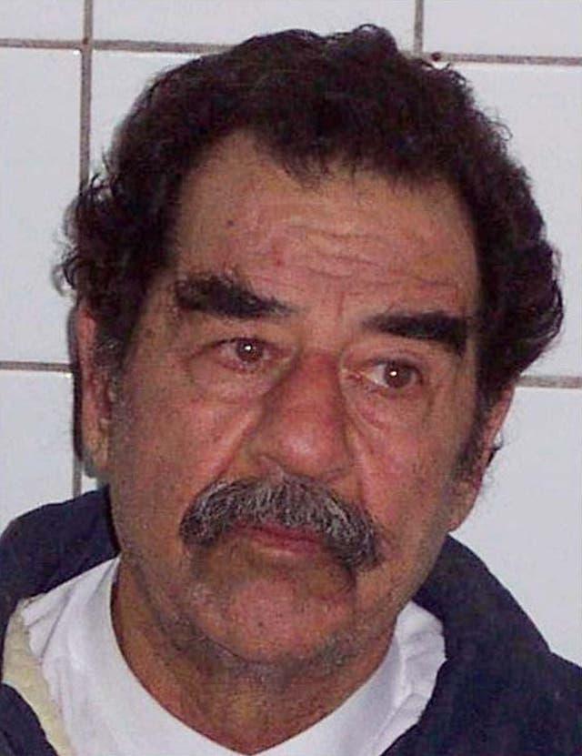 <p>Margaret Thatcher comparó a Saddam Hussein con Adolf Hitler luego de la invasión de Kuwait por el dictador iraquí  </p>