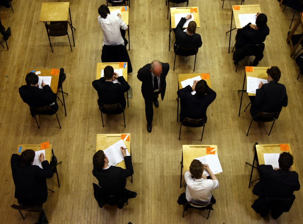 <p>Teachers will be trusted to determine pupils' grades in lieu of exams this year  </p>