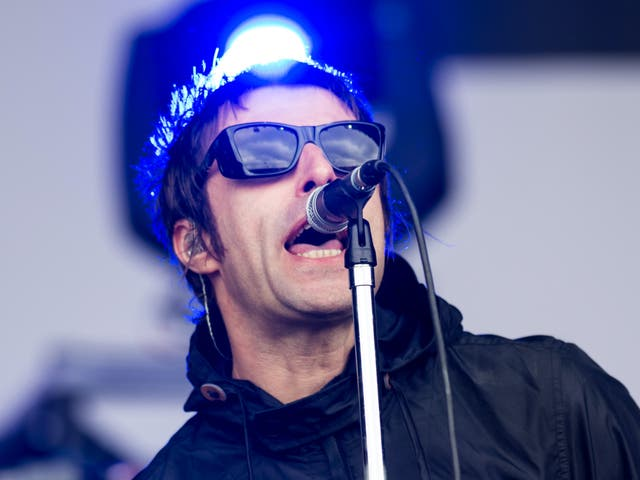 <p>Liam Gallagher will headline this year's Isle of Wight festival</p>
