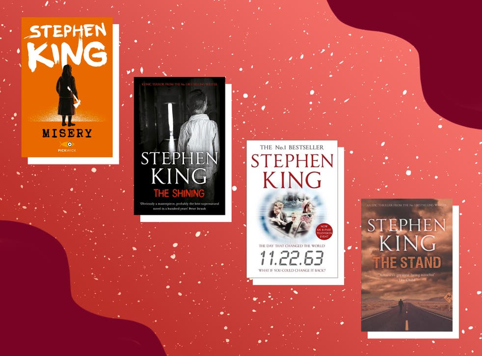 <p>We looked not only for King's best ideas, but his best writing – and a story that pulled you in, irrespective of genre</p>