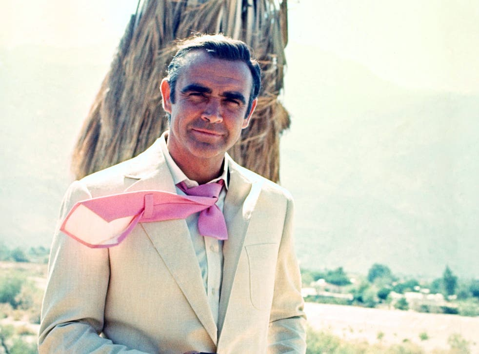 <p>Sean Connery in 'Diamonds Are Forever'</p>