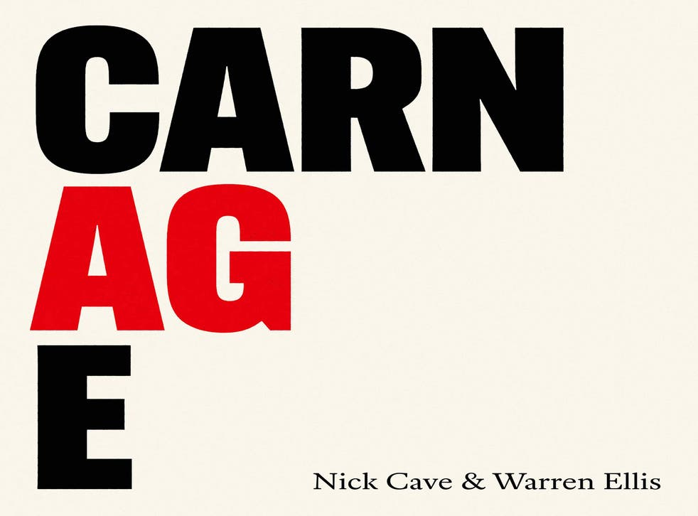 Nick Cave review Carnage Blunt hopeful and full of flesh and spirit   The Independent