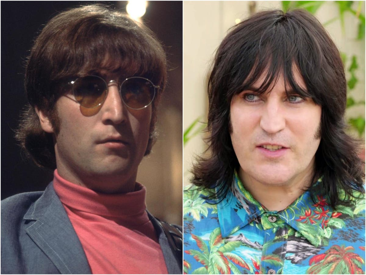 'Imagine there are no hairdressers': Noel Fielding compares himself to John Lennon
