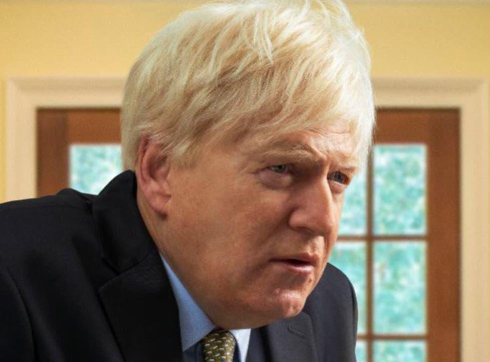 Kenneth Branagh as Boris Johnson