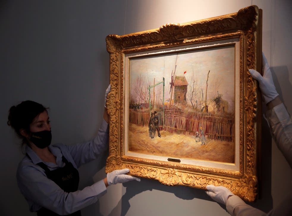 France Van Gogh