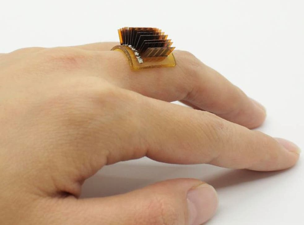 University of Colorado researchers developed a low cost wearable to transform the body's energy into electricity