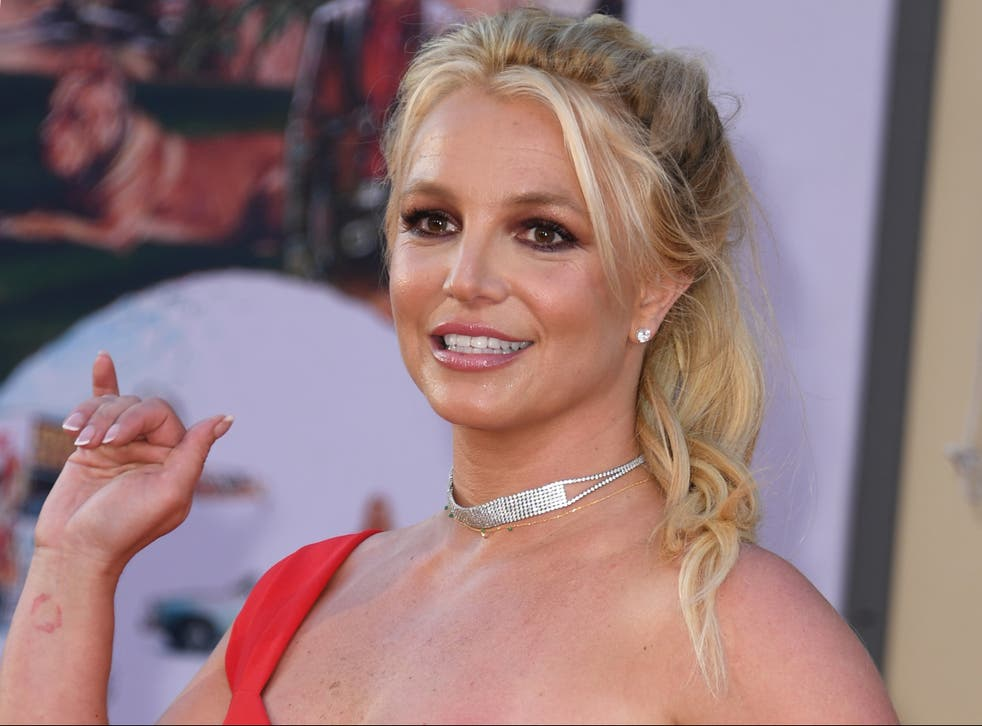 <p>The one and only Britney</p>