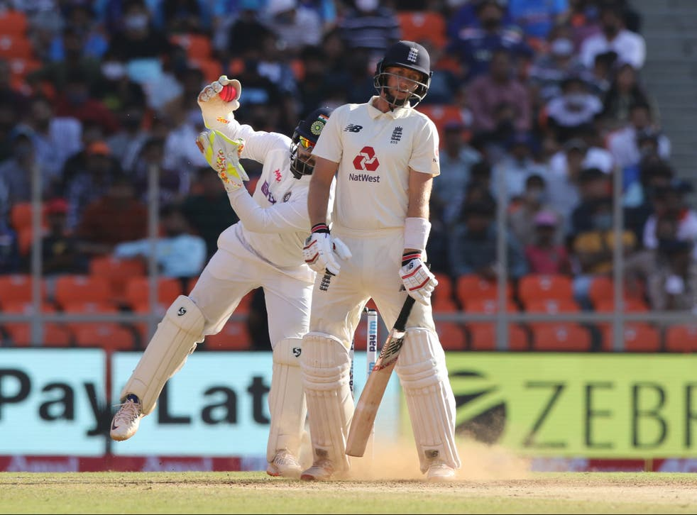 <p>England have struggled against spin in India</p>