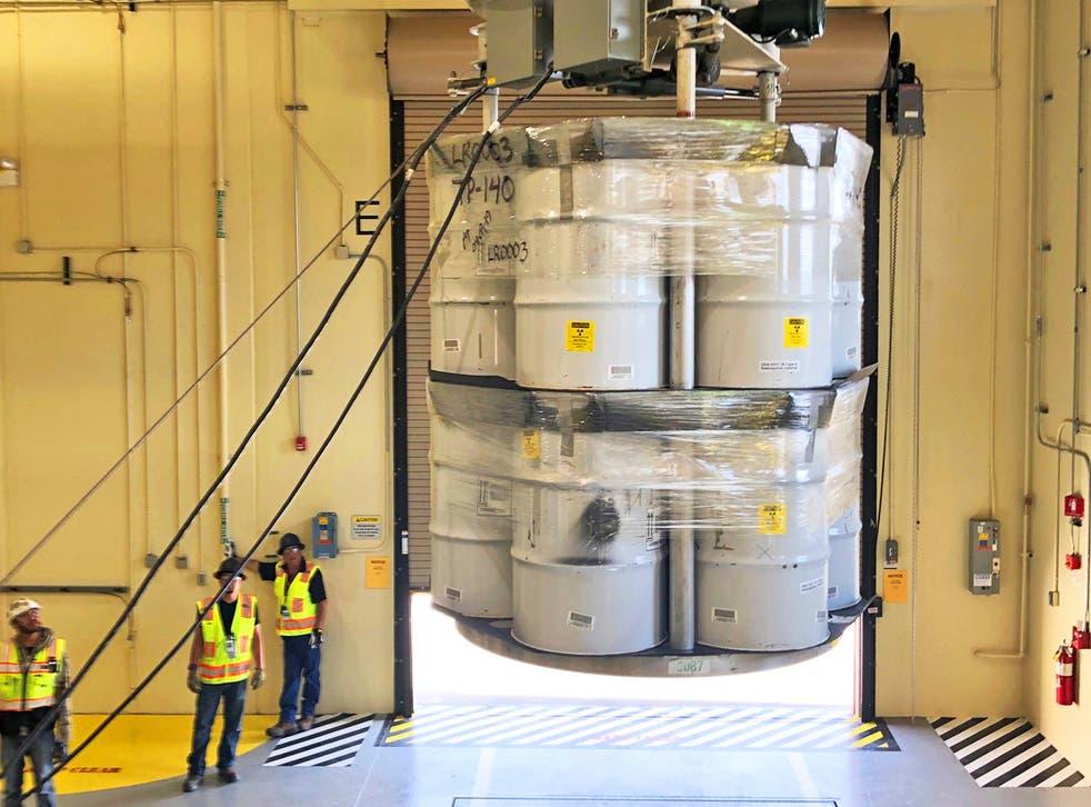 Nuclear Lab Cleanup Complaint