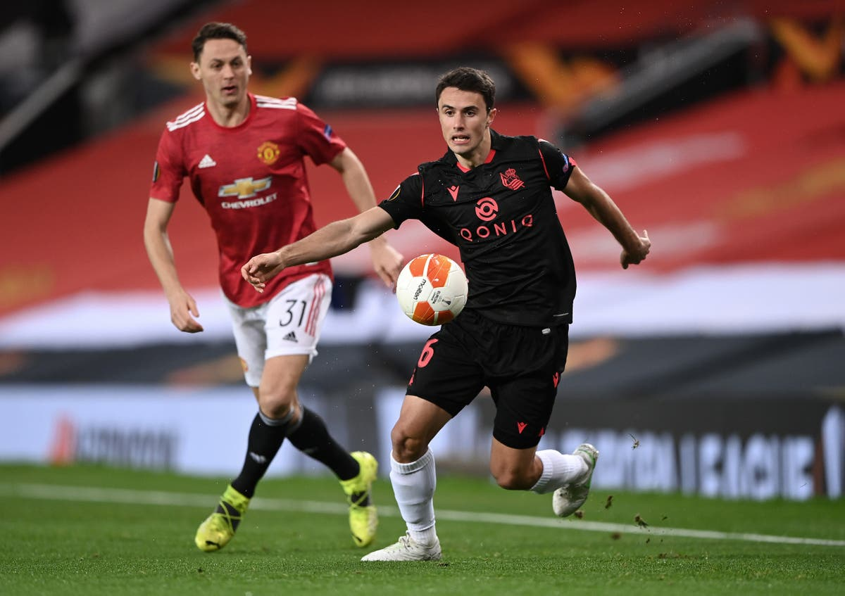 Manchester United vs Real Sociedad LIVE: Europa League updates