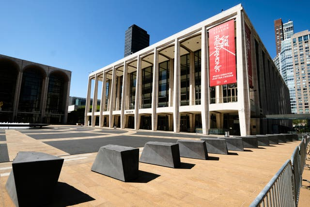 Lincoln Center-Outdoors