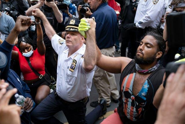 NYPD Commander Retiring