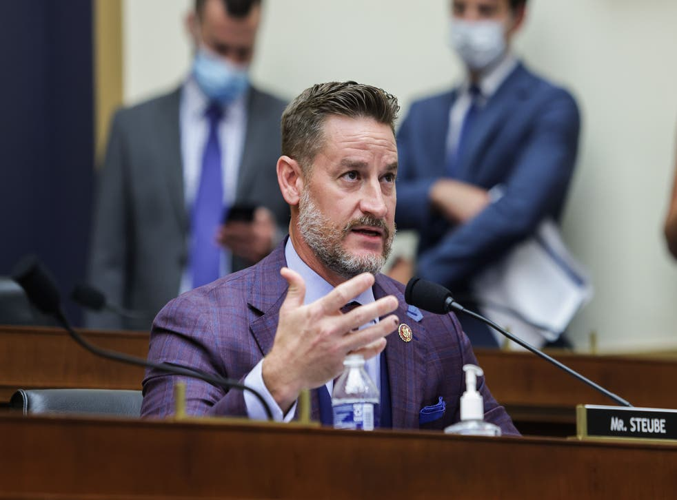 <p>Anger as GOP lawmaker calls trans people an insult to God</p>