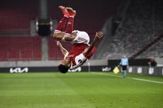 Europa League: Arsenal consigue victoria gracias a Aubameyang mientras el Granada elimina al Napoli de Gattuso