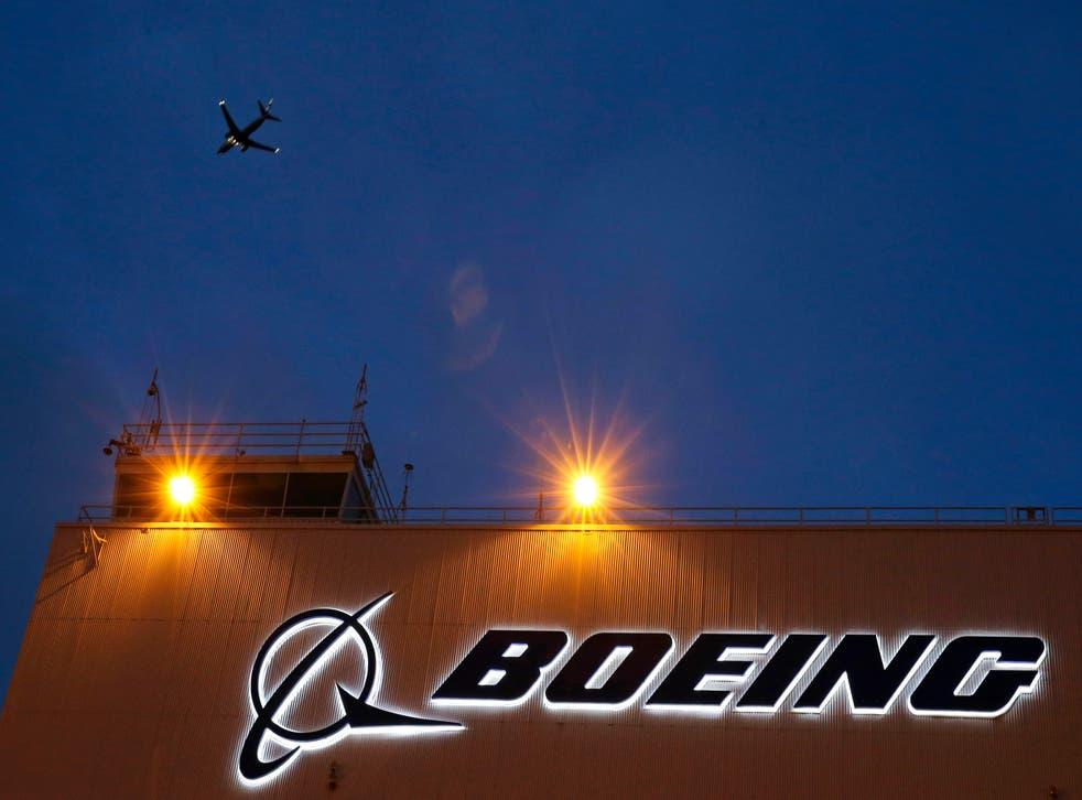 FAA Boeing Penalty