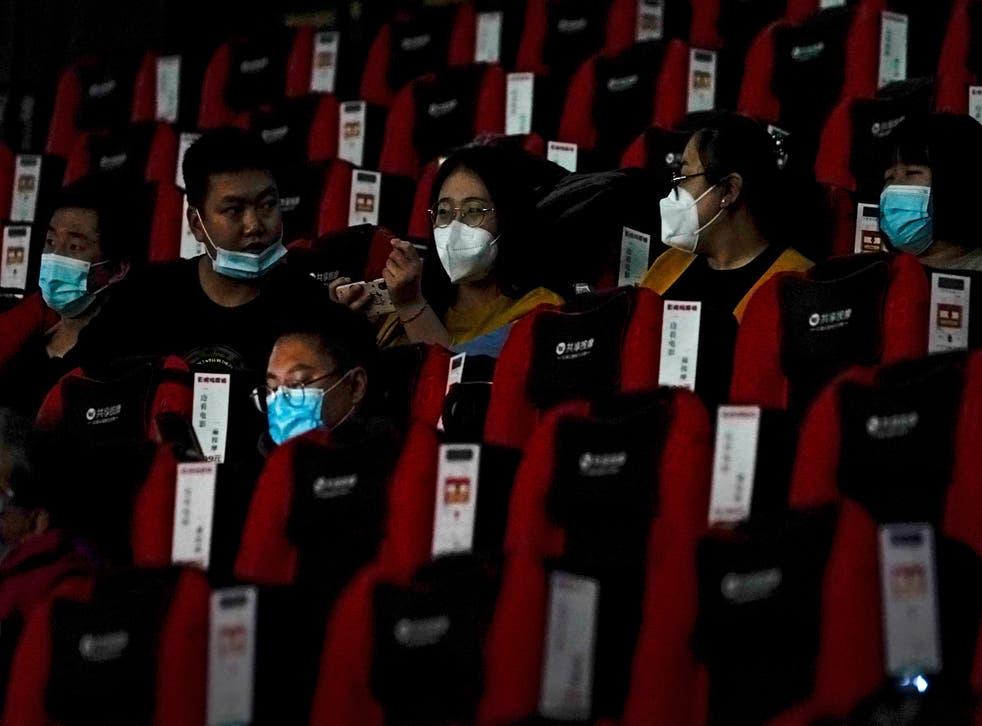 China Box Office Boom