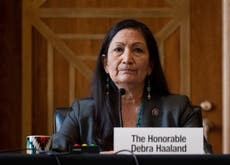 Native American nominee's grilling raises questions on bias