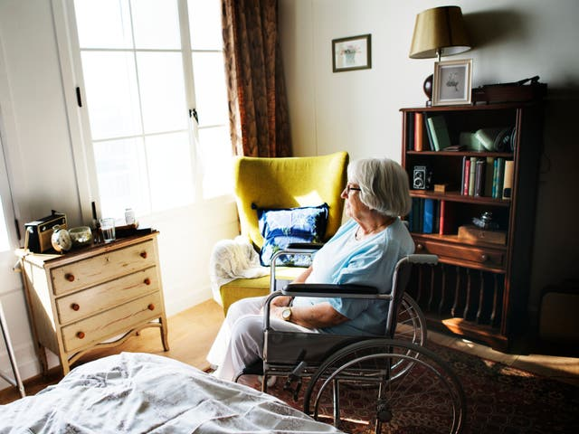 <p>Age UK has estimated there could be at least 1.4 million people with unmet care needs</p>