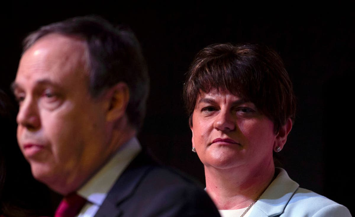 DUP accused of meeting 'malignant forces' in campaign to scrap NI protocol