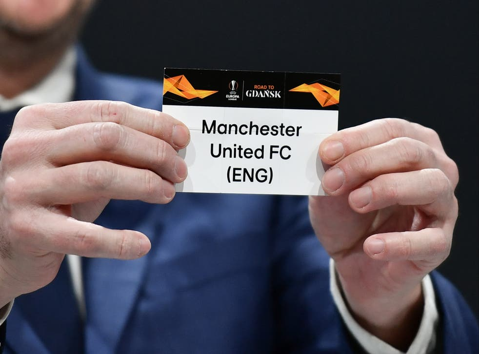 Manchester United are one of three Premier League clubs left in the tournament