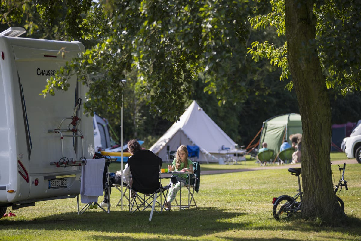 10 of the best campsites in England