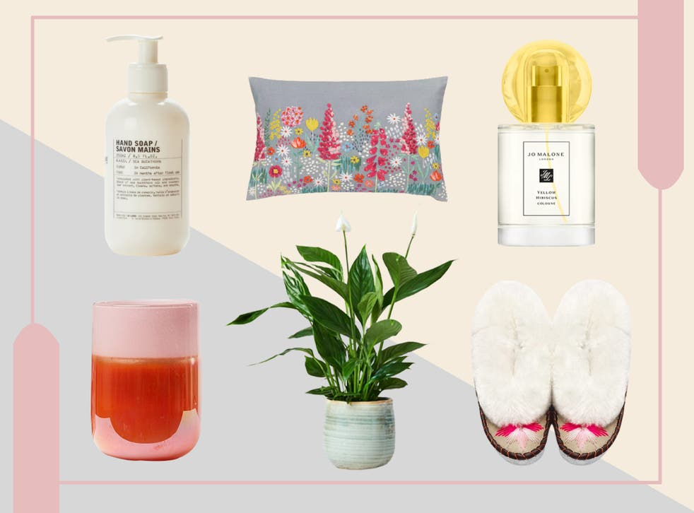 <p>From plants to perfume, we've got something that will make her smile</p>