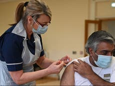 Vaccine rollout: People aged 40-49 to receive Covid jab next, rather than just teachers or police