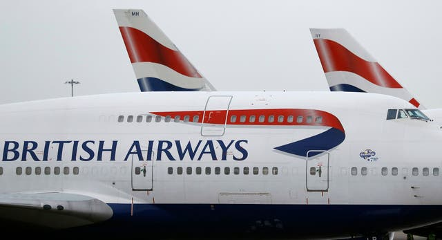 British Earns IAG