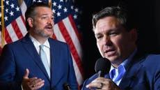 Ver en vivo: CPAC comienza con comentarios del gobernador de Florida, Ron DeSantis, y el senador Ted Cruz