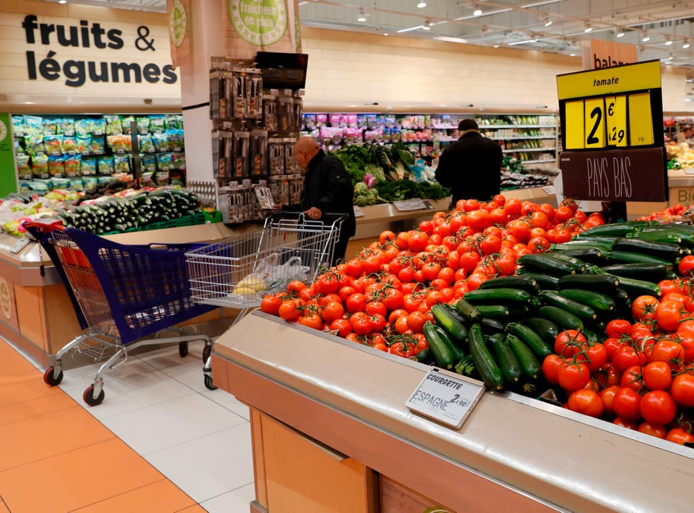 <p>Carrefour exceeded donations of all 10 UK supermarkets by over 6,000 tons</p>