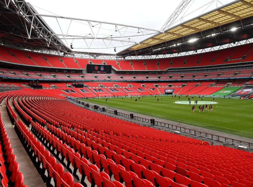 Wembley is among the UK grounds to host Euro 2020 games this summer