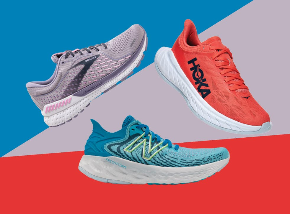 <p>The best trainer for you will depend on your foot shape and gait, among other factors</p>