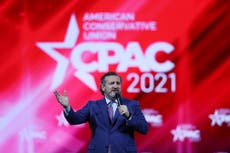 Ted Cruz mocks AOC over Capitol attack fears in grievance-filled CPAC speech