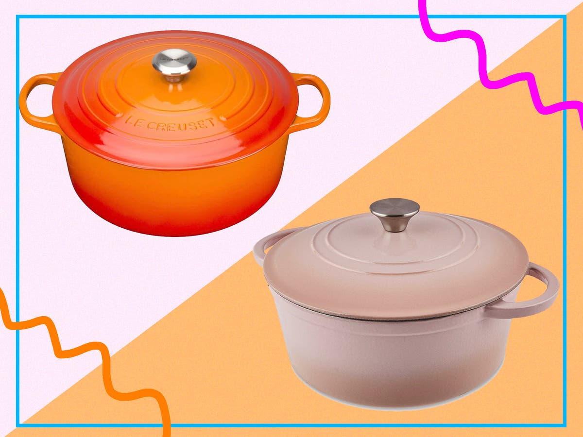 Is Aldi's cast iron cookware as good as Le Creuset?