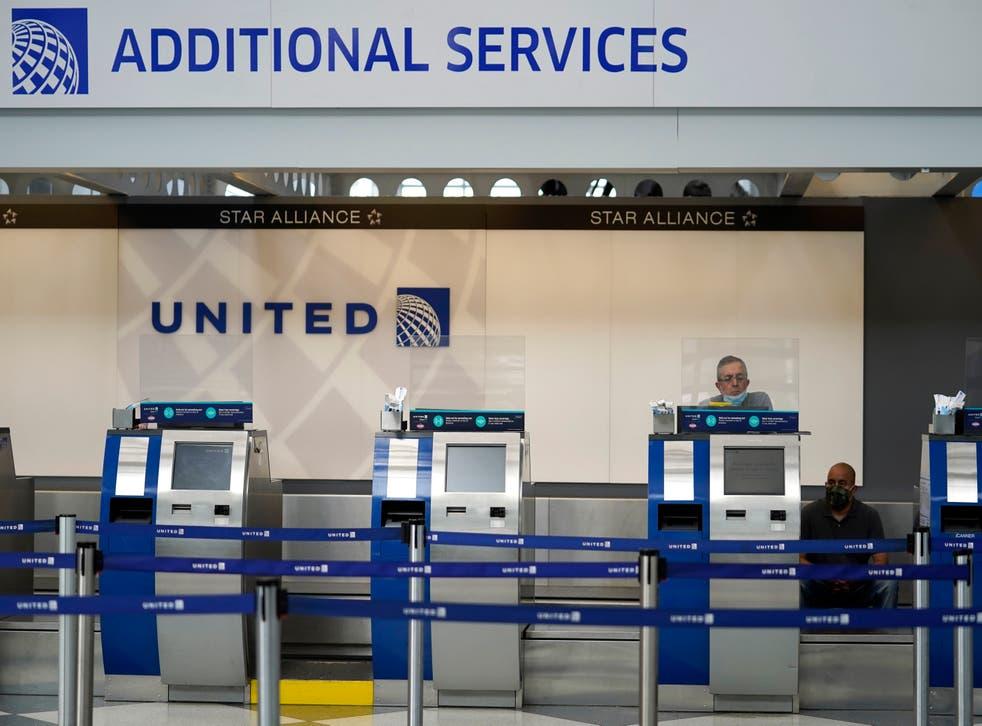 United Airlines Fraud Settlement