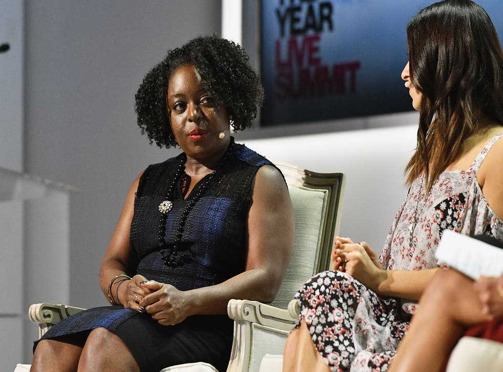 <p>Kimberly Bryant has helped 80,000 women and girls make a start in the tech industry</p>
