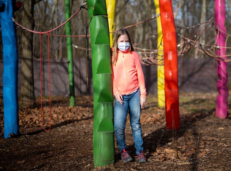 Virus Outbreak Germany Children