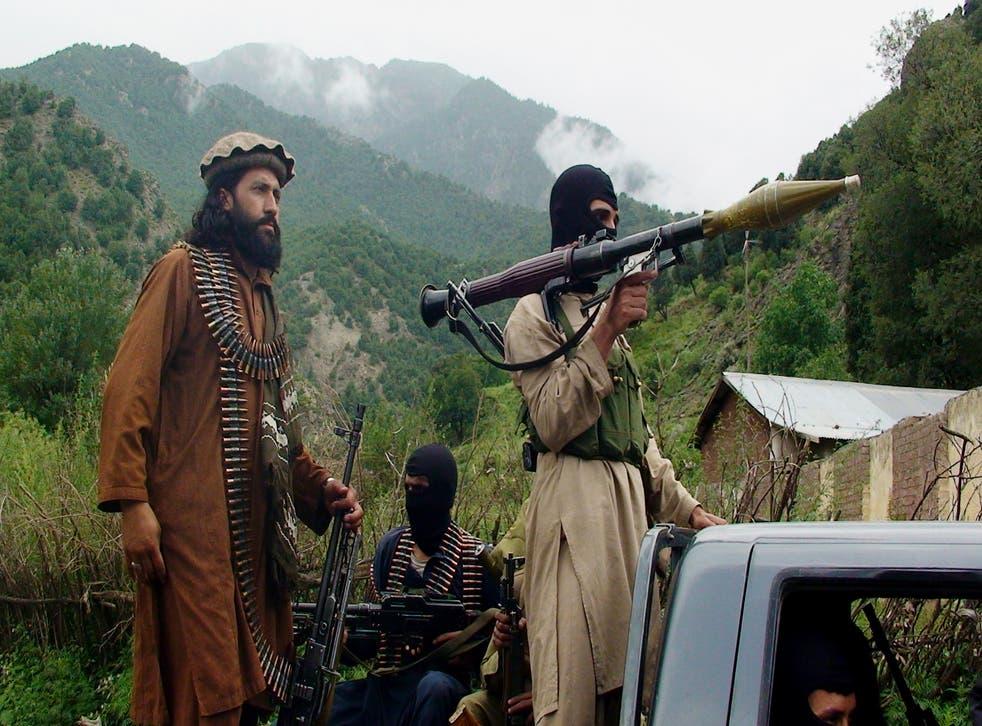 Pakistan Rising Militancy