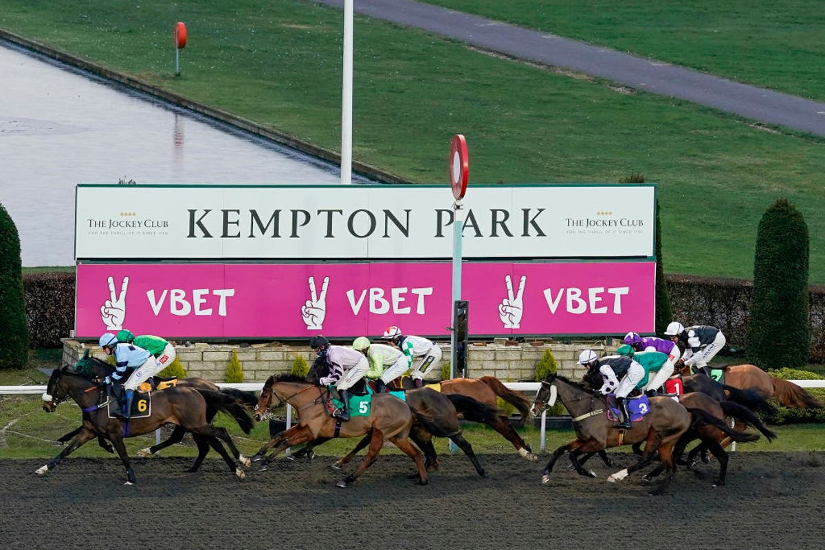 Horse racing LIVE: Race results from Kempton Park, Lingfield and Newcastle