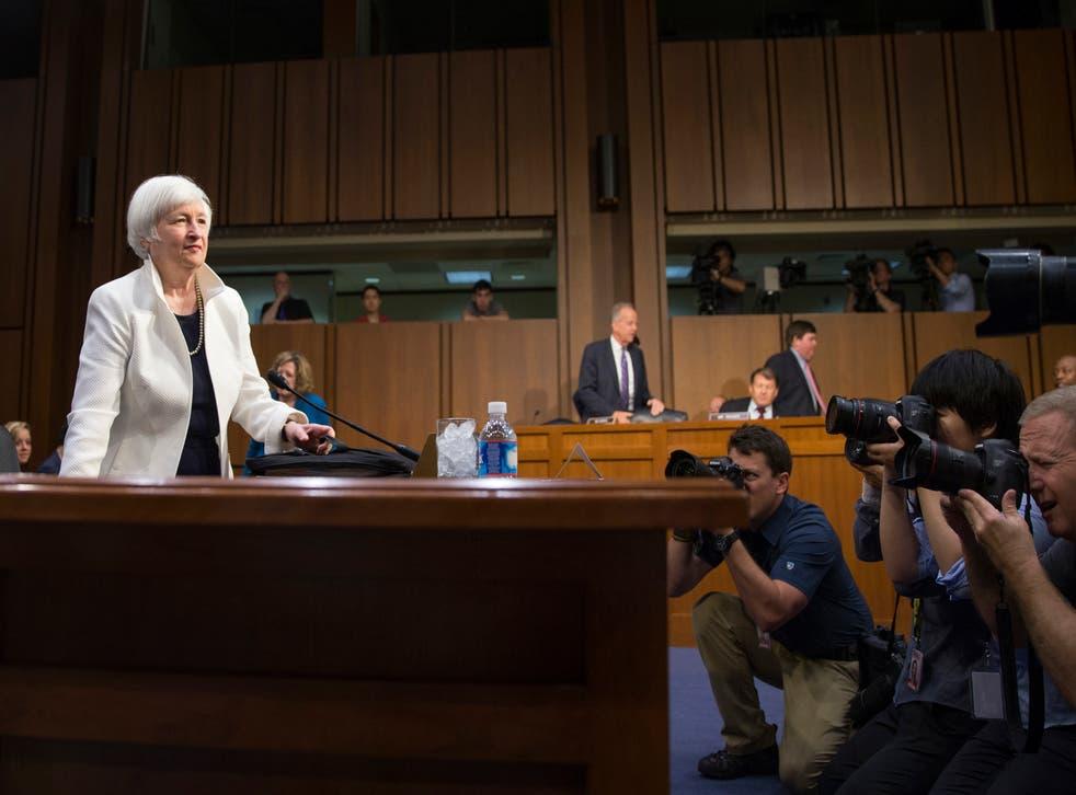 Yellen Profile