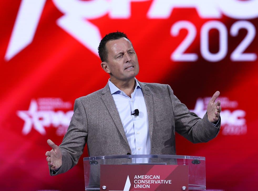 <p>Richard Grenell tuvo una intervención en la Conferencia de Acción Política Conservadora (CPAC) en Orlando, Florida. </p>