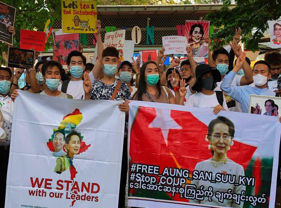 Thailand Myanmar