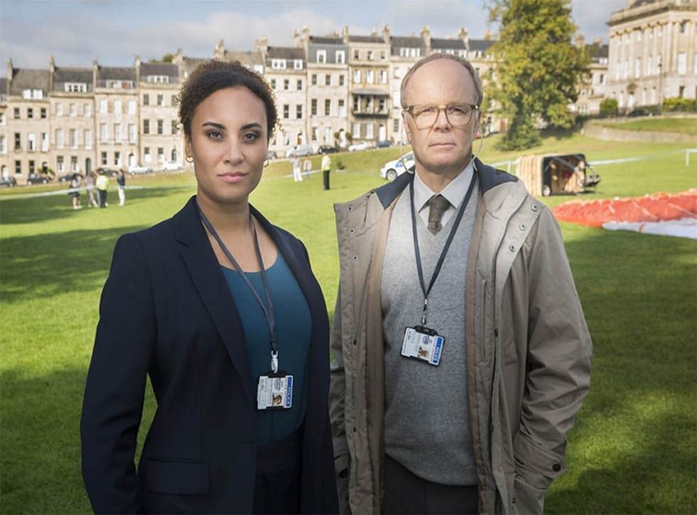 <p>Tala Gouveia and Jason Watkins return as an unlikely detective duo in 'McDonald & Dodds'  </p>