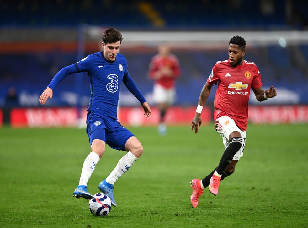 <p>Mason Mount was Chelsea's standout player</p>