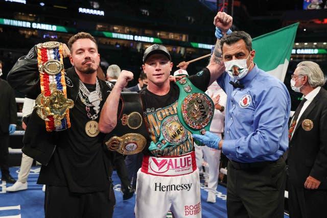 <p>Los críticos del Canelo han señalado las decisiones que han beneficiado sobre el ring al boxeador mexicano durante su carrera</p>