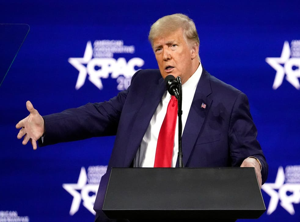 <p>Donald Trump hinted at CPAC that he may run again in 2024, but his niece Mary doubts it.</p>