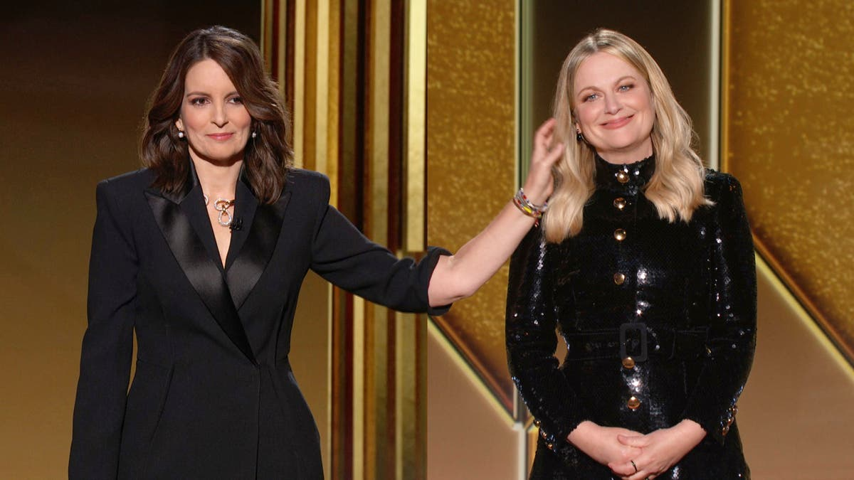 Golden Globes 2021: The funniest jokes from Amy Poehler and Tina Fey | The  Independent